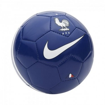 NIKE FRANCE SUPPORTER'S BALL MÍČ - Bílá č.2