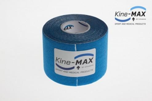 KINE-MAX SUPER-PRO RAYON KINESIO TEJP 5cm x 5m - Modrá č.2