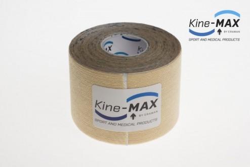 KINE-MAX SUPER-PRO RAYON KINESIO TEJP 5cm x 5m - Béžová č.2