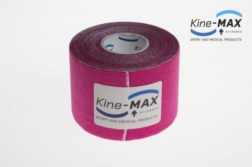 KINE-MAX SUPER-PRO RAYON KINESIO TEJP 5cm x 5m - Růžová č.2