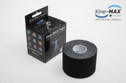 KINE-MAX CLASSIC KINESIO TEJP 5cm x 5m - Černá