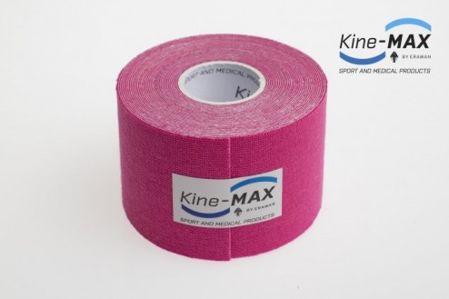KINE-MAX CLASSIC KINESIO TEJP 5cm x 5m - Růžová č.2