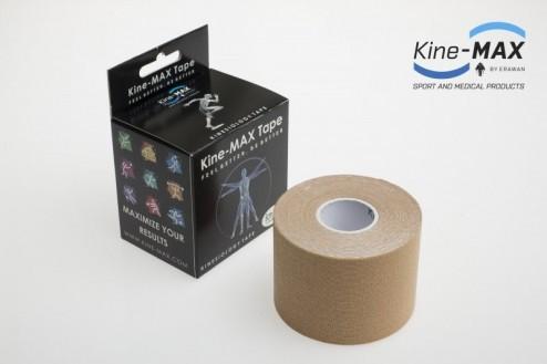 KINE-MAX CLASSIC KINESIO TEJP 5cm x 5m - Béžová č.1