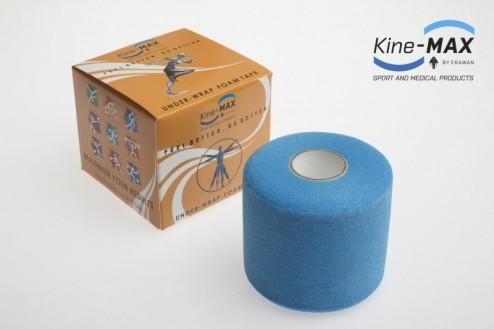 KINE-MAX UNDER WRAP FOAM PODTEJPOVACÍ PÁSKA 7cm x 27m - Modrá č.1