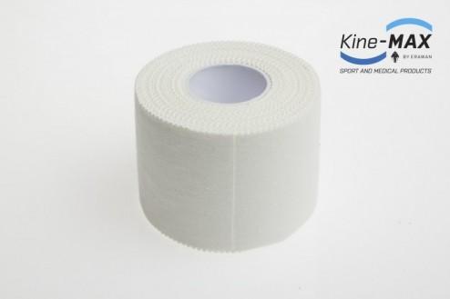 KINE-MAX NEELASTICKÝ TEJP FULL COAT 5cm x 10m - Bílá č.2