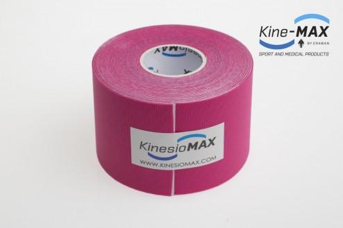 KINE-MAX 4WAY STRETCH TEJP 5cm x 5m - Růžová č.2