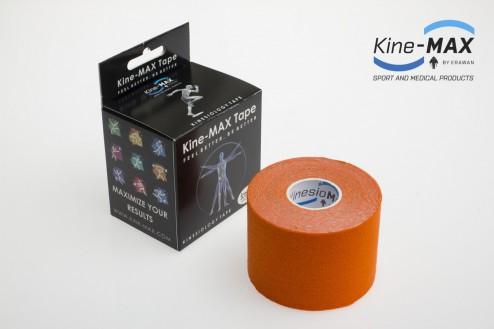 KINE-MAX CLASSIC KINESIO TEJP 5cm x 5m - Oranžová č.1
