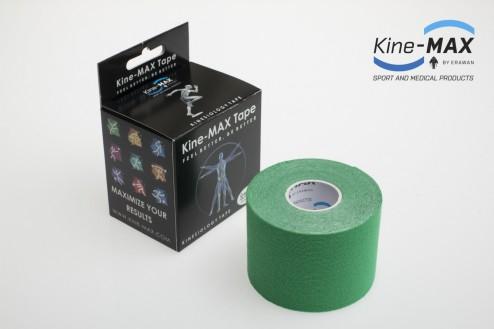 KINE-MAX CLASSIC KINESIO TEJP 5cm x 5m - Zelená č.1