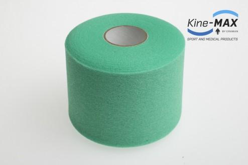 KINE-MAX UNDER WRAP FOAM PODTEJPOVACÍ PÁSKA 7cm x 27m - Zelená č.2