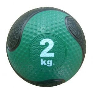 MEDICIMBALL GUMA 2 kg č.1