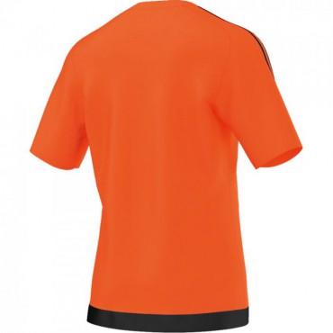ADIDAS ESTRO 15 KRÁTKÝ RUKÁV DĚTSKÝ - Oranžová č.2