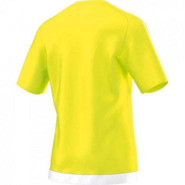 ADIDAS ESTRO 15 KRÁTKÝ RUKÁV PÁNSKÝ - Neon žlutá č.2
