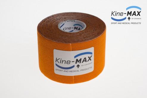 KINE-MAX SUPER-PRO RAYON KINESIO TEJP 5cm x 5m - Oranžová č.2