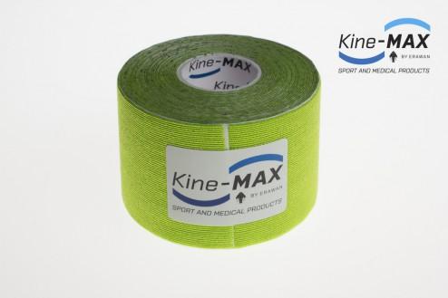 KINE-MAX SUPER-PRO RAYON KINESIO TEJP 5cm x 5m - Zelená č.2