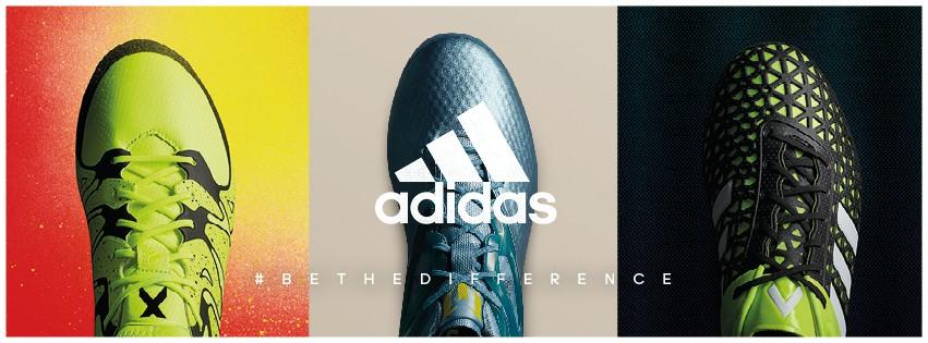 Fotbalové revoluce ADIDAS - představujeme kopačky ACE A X