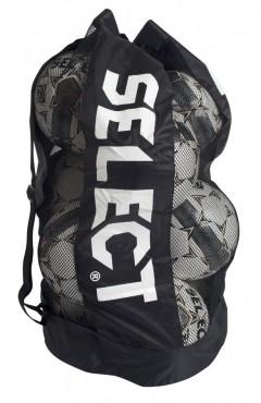 SELECT FOOTBALL BAG VAK NA 12 MÍČŮ - Černá č.1