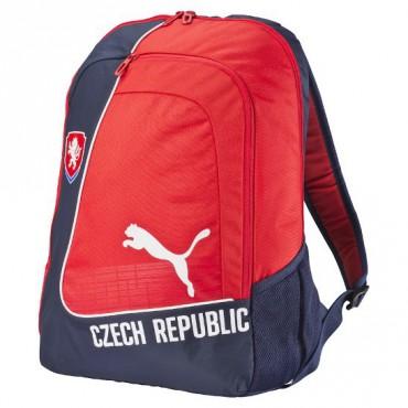PUMA ČESKÁ REPUBLIKA BATOH - Červená č.1