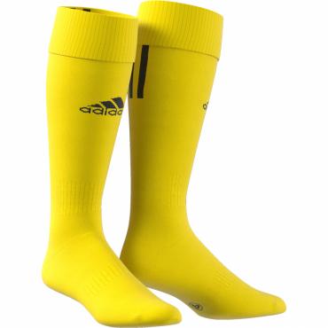 ADIDAS SANTOS 3-STRIPE STULPNY - Žlutá č.1