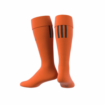 ADIDAS SANTOS 3-STRIPE STULPNY - Oranžová č.2