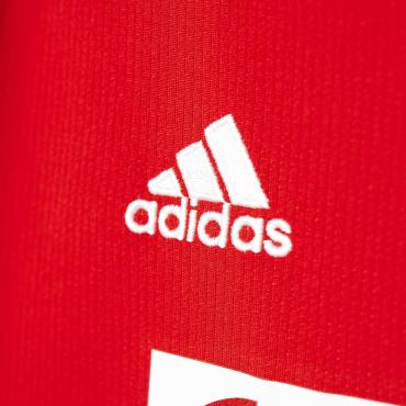 ADIDAS FCB BAYERN MNICHOV H JSY Y DRES DĚTSKÝ - Červená č.3