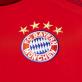 ADIDAS FCB BAYERN MNICHOV H JSY Y DRES DĚTSKÝ - Červená č.4