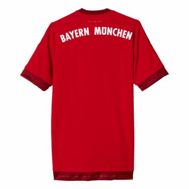 ADIDAS FCB BAYERN MNICHOV H JSY Y DRES DĚTSKÝ - Červená č.14