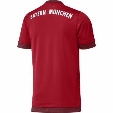 ADIDAS FCB BAYERN MNICHOV H JSY Y DRES DĚTSKÝ - Červená č.2