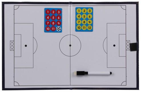 MAGNETICKÁ TABULE 28,5 x 21 cm FOTBAL č.1
