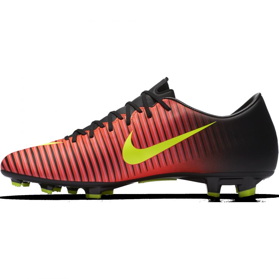 f9298e99cd Černá Gazza Nike Vi Mercurial Červená Fg Victory Kopačky Pánské 001Cq8w
