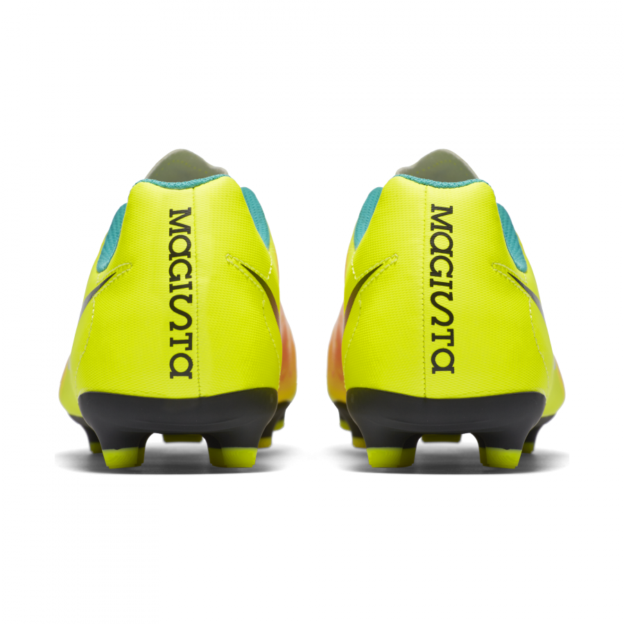 ... NIKE JR MAGISTA OLA II FG KOPAČKY DĚTSKÉ - Neon žlutá č.2 ... f152fdfd3a