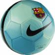 NIKE FC BARCELONA SKILLS MINI MÍČ - Světle modrá