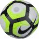 NIKE CLUB TEAM 2.0 FOTBALOVÝ MÍČ velikost 4 - Bílá, Černá, Neon zelená č.2