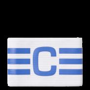 ADIDAS CAPTAIN ARMBAND KAPITÁNSKÁ PÁSKA - Bílá, Modrá