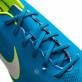 NIKE JR MERCURIALX VICTORY VI NJR TF TURFY DĚTSKÉ - Modrá, Neon žlutá č.5