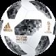 ADIDAS WORLD CUP OMB FOTBALOVÝ MÍČ - Bílá, Černá č.2