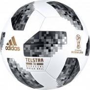 ADIDAS WORLD CUP OMB FOTBALOVÝ MÍČ - Bílá, Černá