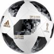ADIDAS WORLD CUP TGLID FOTBALOVÝ MÍČ - Bílá, Černá