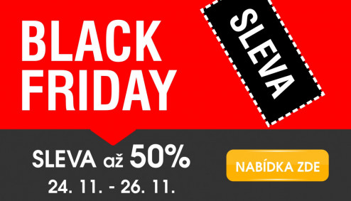 BLACK FRIDAY v GAZZA SPORTU