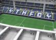 3D PUZZLE FOTBALOVÝ STADION - WHITE HART LANE (TOTTENHAM) - Bílá č.4