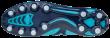 MIZUNO MORELIA NEO II MD Made in Japan KOPAČKY PÁNSKÉ - Modrá, Bílá č.2