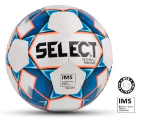 SELECT FUTSAL MIMAS 2018/2019 - Bílá, Modrá č.1