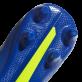 ADIDAS X 18.3 FG KOPAČKY PÁNSKÉ - Modrá, Neon žlutá č.3