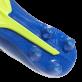 ADIDAS X 18.2 FG KOPAČKY PÁNSKÉ - Modrá, Neon žlutá č.3