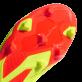 ADIDAS PREDATOR 18.3 FG KOPAČKY DĚTSKÉ - Neon žlutá, Oranžová č.7