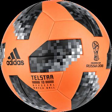 ADIDAS WORLD CUP WINTER - Oranžová č.1