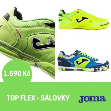 JOMA TOP FLEX 805 SÁLOVKY PÁNSKÉ - Modrá, Zelená č.3