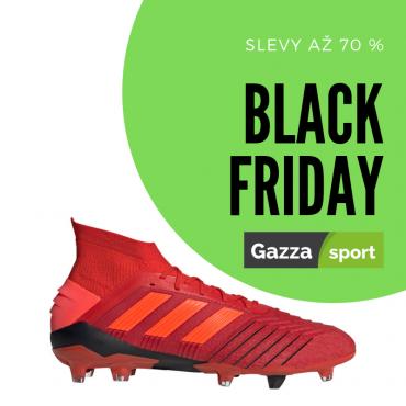 BLACK FRIDAY v Gazza sportu slevy až 70 %