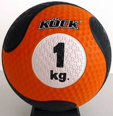 MEDICIMBALL GUMA 1 kg č.1