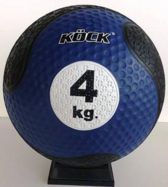 MEDICIMBALL GUMA 4 kg č.1