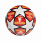 ADIDAS FINALE MADRID 2019 TOP TRAINING FOTBALOVÝ MÍČ - Oranžová, Bílá č.5
